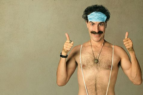 I found Borat Subsequent Moviefilm to be one of the funniest movies I've ever seen. What sticks out more than the humor is the relentless bashing of our current political landscape.