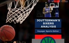Sports Editor Jonah Gutterman has begun writing a bi-weekly column exclusively on the Philadelphia 76ers.