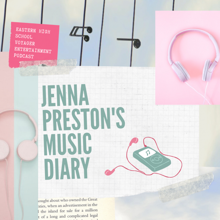 Jenna writes on music in her new column. Check her out in print and on Spotify!