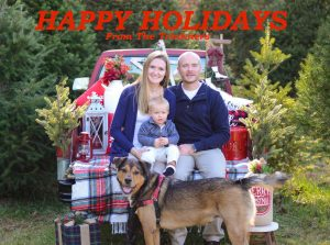 Happy Holidays from the Trinkners