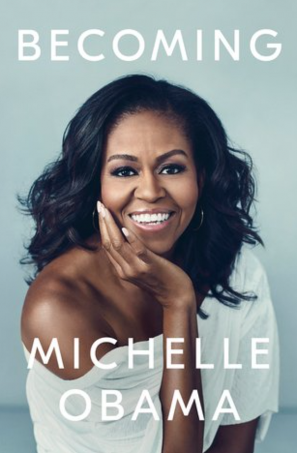 Michelle Obama's memoir had been sitting on my shelf for over a year, but I never got around to reading it. I could not wait to pick it up and dive into her  story.