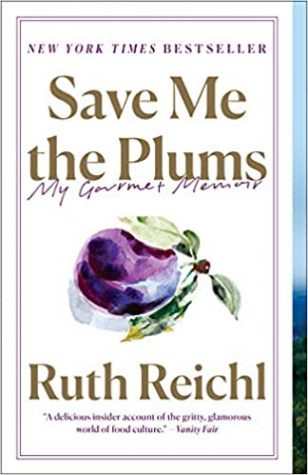 My Gourmet Memoir is an inspiring story of a risk Ruth Reichl took head on, changing the face of Gourmet, and her, forever.