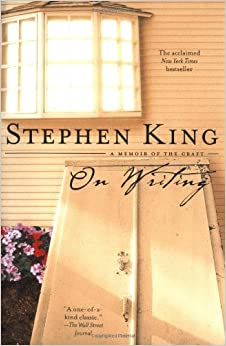 On Writing: A Memoir of the Craft  By Stephen King  Simon & Schuster. 320 pp. $12.99 Reviewed by Emre Baysal