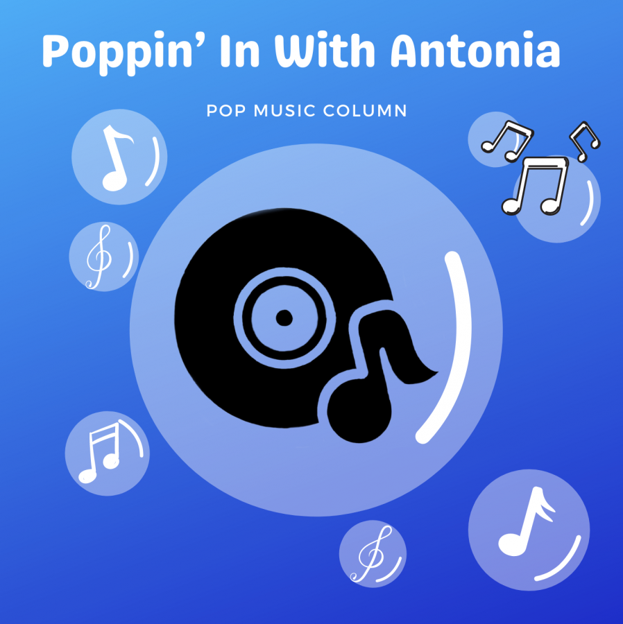 Antonia gives pop music reviews and commentary in a new column for the Voyager