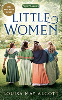 The female characters in Little Women also portray the enlightenment of Western women in the late 19th century.