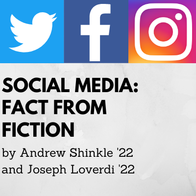 In order to separate fact from fiction, social media platforms need to directly moderate the content that their users post.