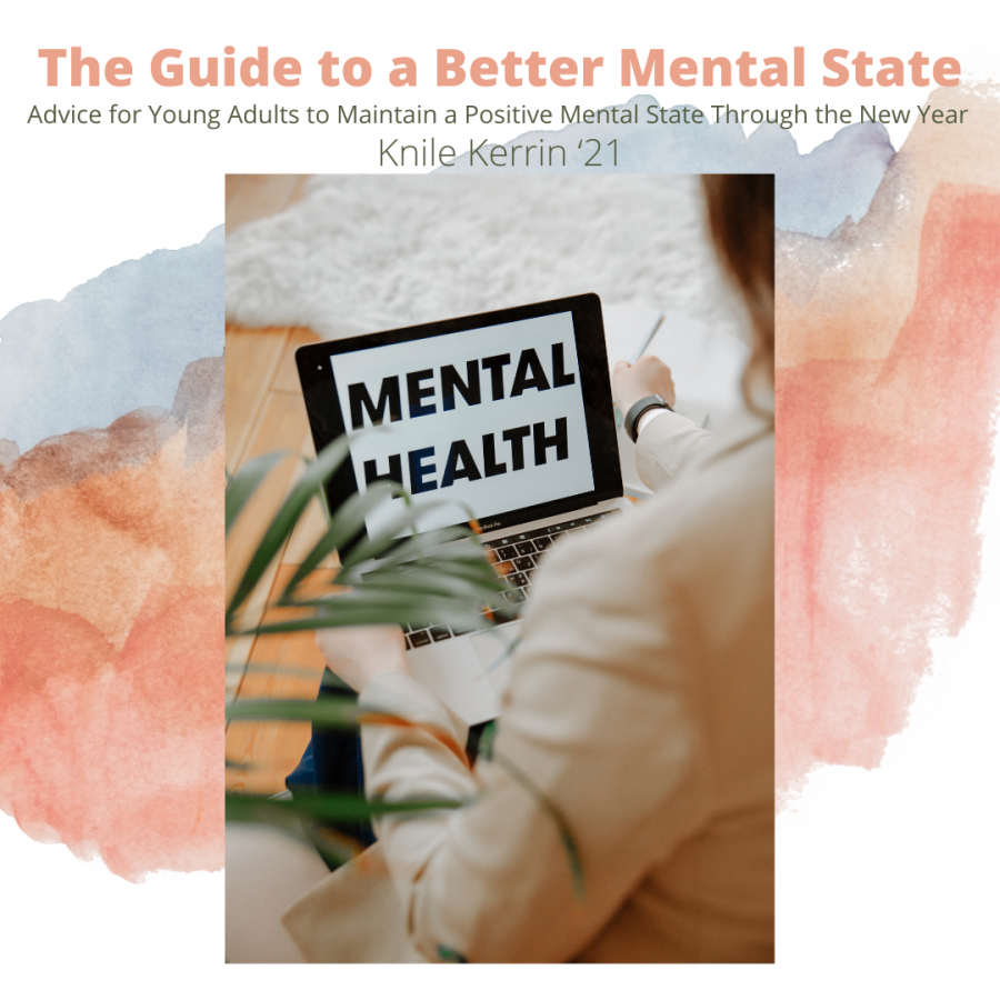 Staff Reporter Knile Kerrin offers some tips on how to better your mental state in this new year.