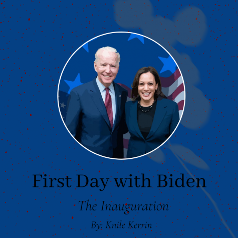The President and Vice President have been busy from their first day in office.