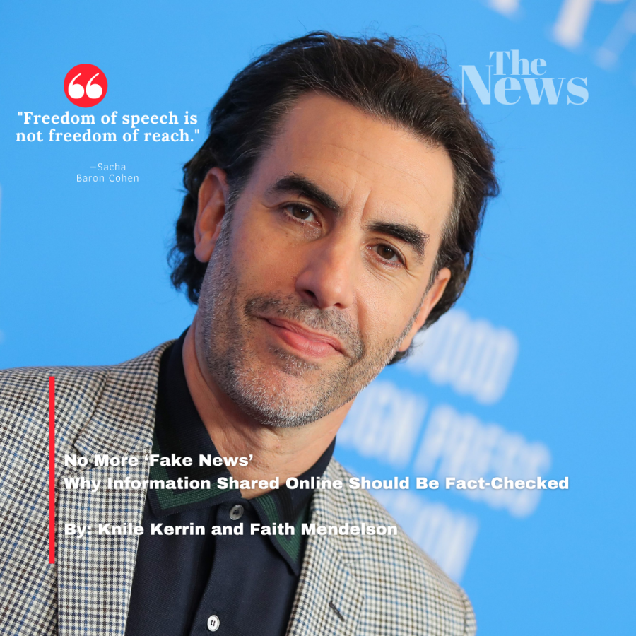 Sacha Baron Cohen's speech at an Anti-Defamation League summit warned against the dangers of unregulated social media platforms.