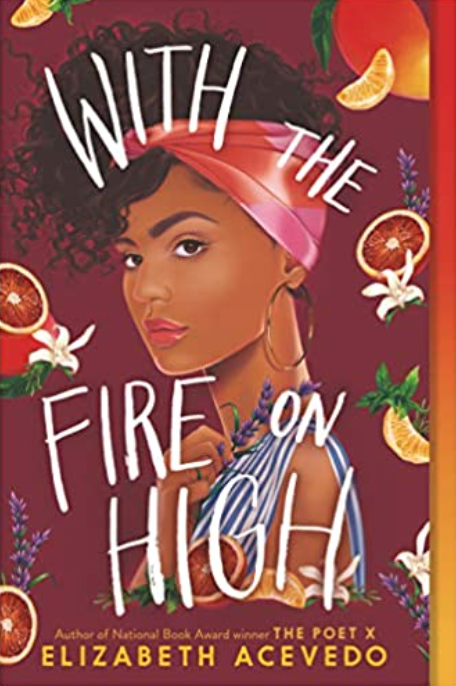 In With the Fire on High, author Elizabeth Acevedo emphasizes the theme of sacrifice to prompt the reader to examine the hardships of teenage motherhood.
