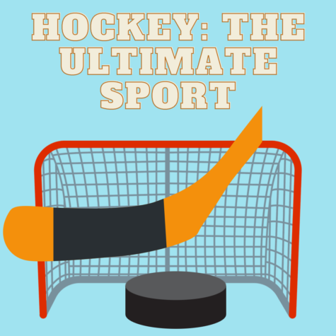 Hockey: The Ultimate Sport