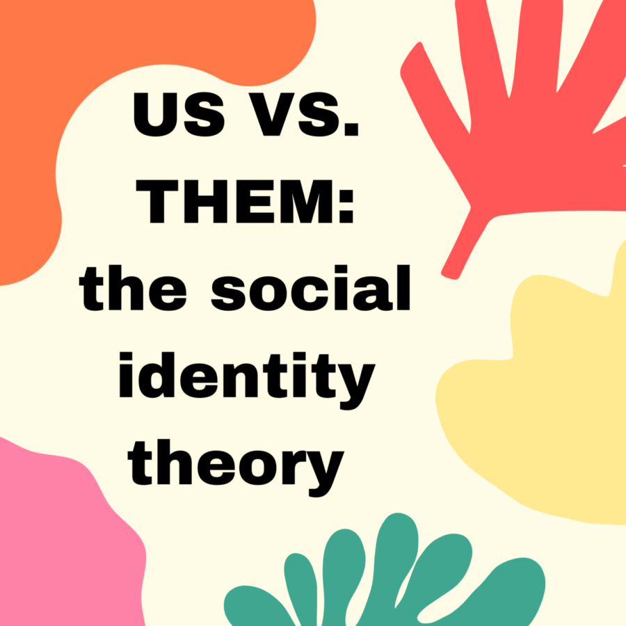 The social identity theory deals with the parts of your identity that create an in-group and an out-group.