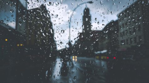 Trapped in a Rain Storm