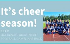 Its cheer season! Take a sneak peak at what Easterns cheerleaders are thinking about the sport.