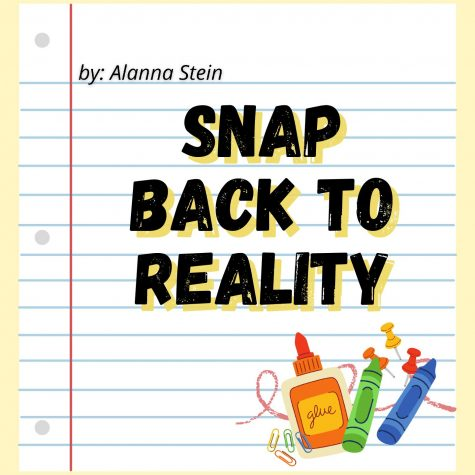 Snap Back To Reality
