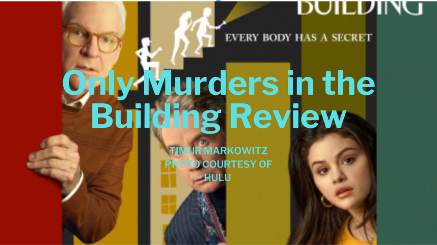 What Only Murders in the Building brings in charisma, it lacks in good writing.