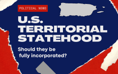 Why are territories with such large representations, such as Puerto Rico and D.C, not becoming states?